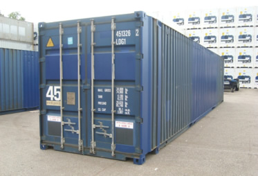 45FT Container Leasen