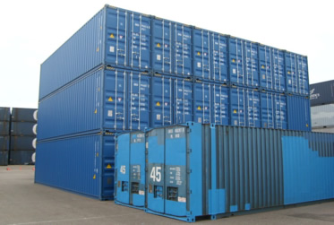 45FT. Highcube Palletwide Container